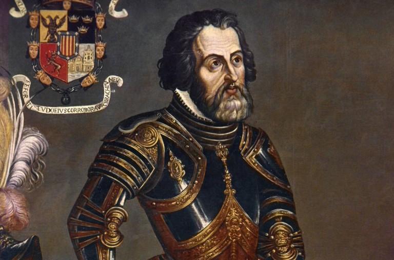 ¿La gran mentira de Hernán Cortés?