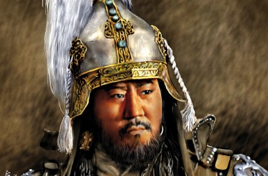 GENGHIS KHAN CONOCER HISTORIA